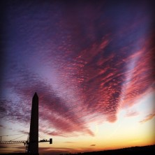 dc-sunset-as-cold-front-arrives_16444029689_o