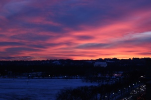 dc-sunset-lincoln_16454206569_o