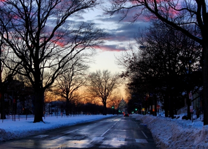sunset-after-snowzilla_24604666655_o